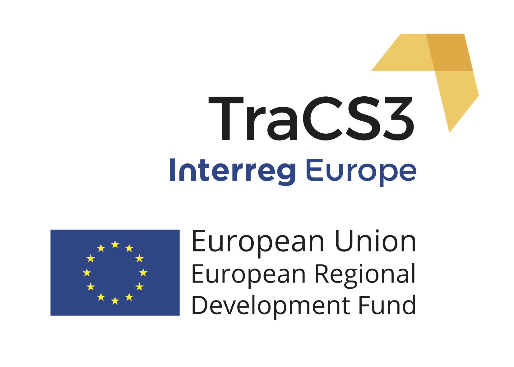 TracS3-hankkeen logo